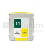 Inkoustová cartridge / náplň HP č.11 C4838A (Yellow) 35ml