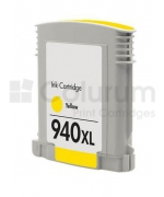 Inkoustová cartridge / náplň HP č.940XL C4909AE (Yellow) 28ml
