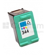 Inkoustová cartridge / náplň HP č.344 C9363EE (Tri-colour) 18ml