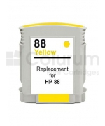 Atramentová cartridge / náplň HP č.88XL C9393AE (Yellow) 35ml
