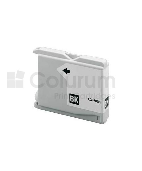 inkoustov cartridge n pl brother lc 970bk black 17 5ml cartridge brother colurum. Black Bedroom Furniture Sets. Home Design Ideas
