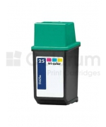 Inkoustová cartridge / náplň HP č.25 51625AE (Tri-colour) 26ml