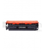 Toner HP CE210A Black